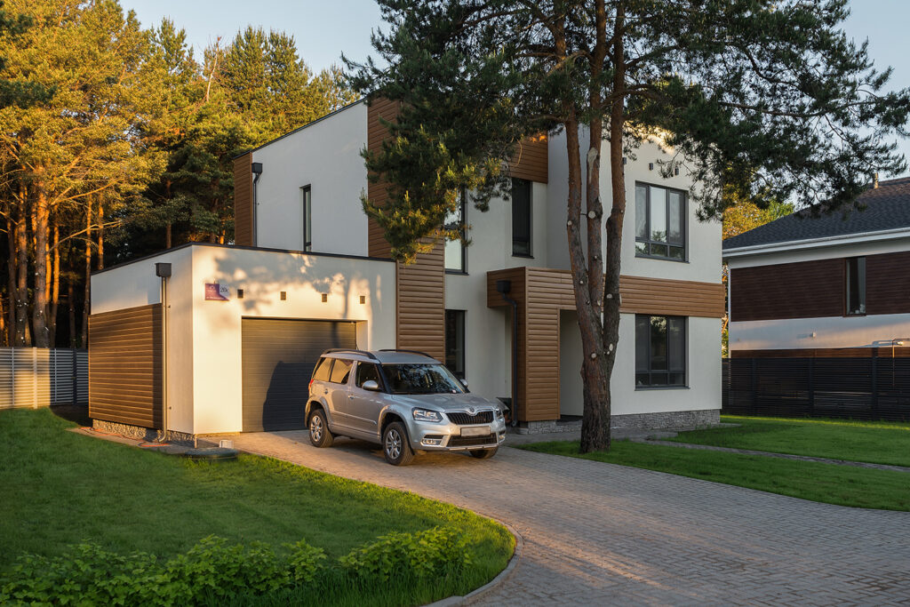 Архитектурная съёмка для компании My Corner by Unistroy