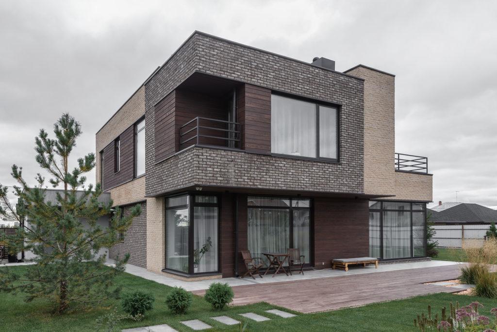 Архитектурная съёмка для компании ArchiDom Казань