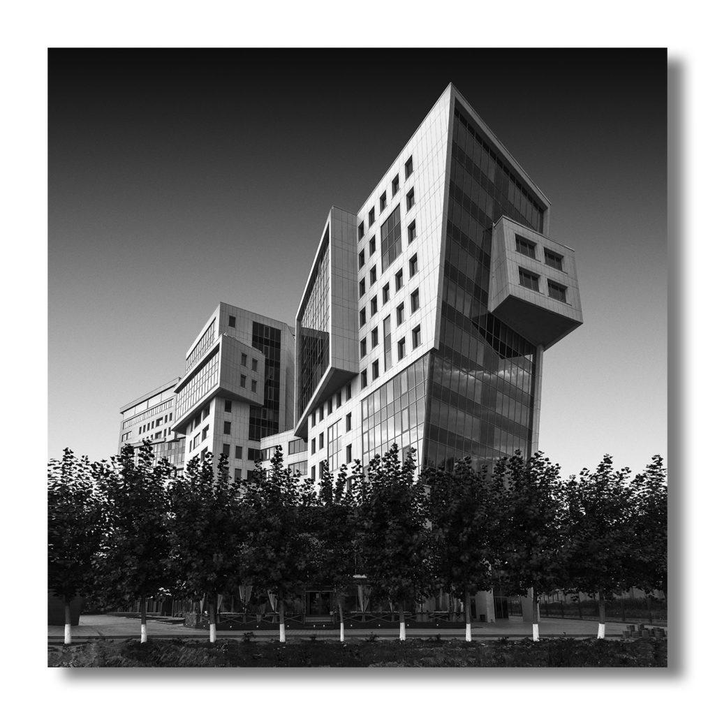 Жилой комплекс Европейский, Казань, Россия. 2021 ⠀ Residential complex Evropeyskiy, Kazan, Russia. 2021