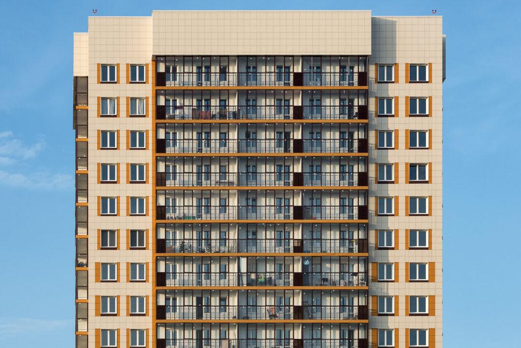 Архитектурная съёмка ЖК Манго