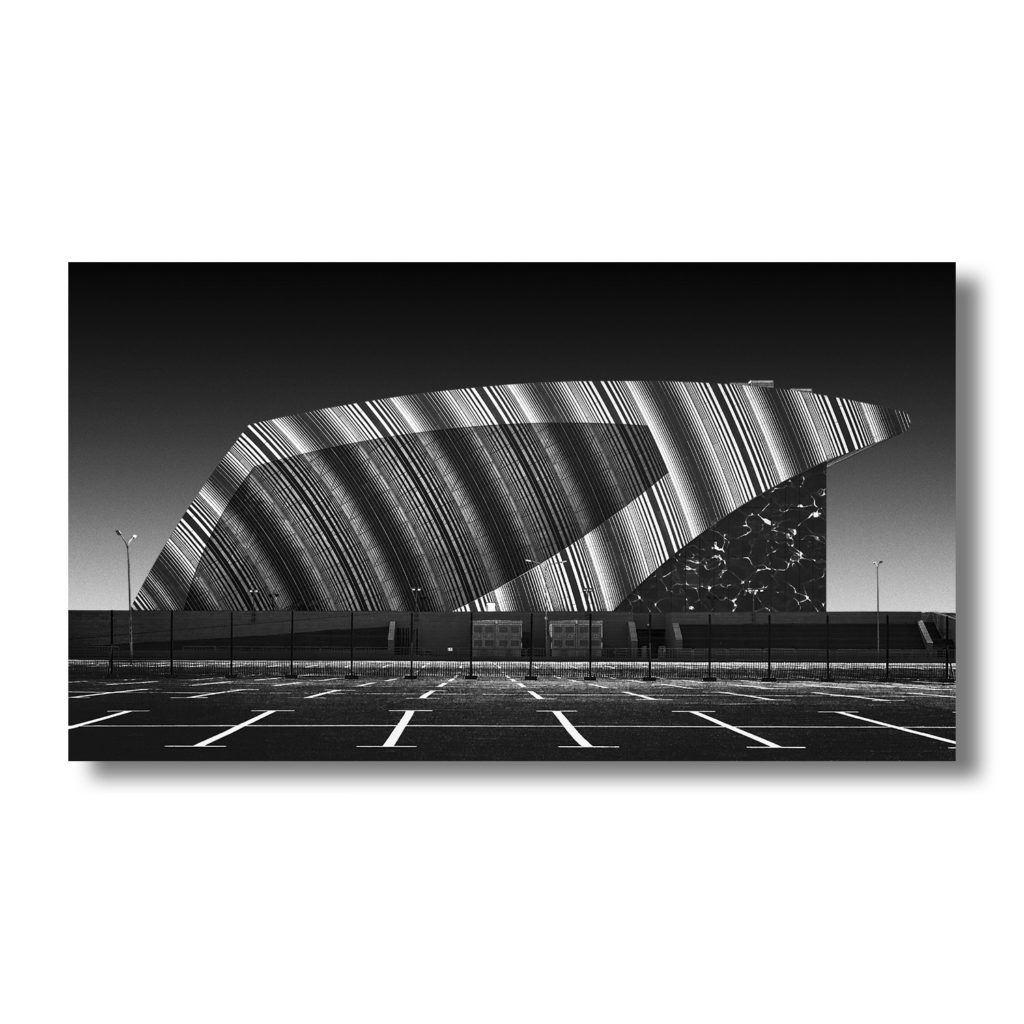 Дворец водных видов спорта, Казань, Россия. 2020 ⠀ Palace of Water Sports, Kazan, Russia. 2020